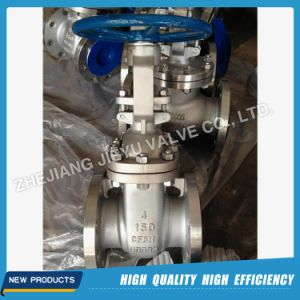600lb Stainless Steel CF8/CF8m/CF3m Gate Valve pictures & photos