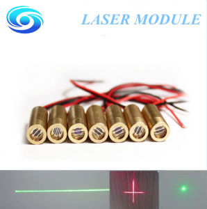 Osram 520nm 5MW Green Laser Module for Positioning pictures & photos