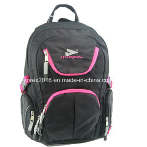 Outdoor Street Leisure Sports Travel School Daily Student Backpack Bag pictures & photos