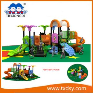 Cheer Amusement Children Outdoor Playground Slide pictures & photos