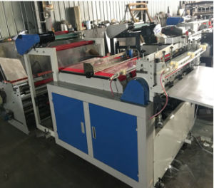Pet Film Cutting and Slitting Machine of Cross Cutting Machine pictures & photos