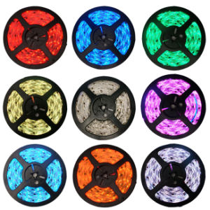 12V LED Strips Light 60LED SMD3528 Single Color pictures & photos