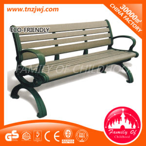 Hot Sale Amusement Park Wooden Bench Chair Modern Bench Brackets pictures & photos