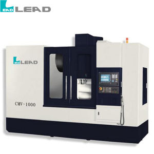 Metal-Cutting CNC Milling Machine Center pictures & photos