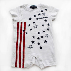 Customize Design Soft Cotton Lovely Unisex Infant Wear pictures & photos