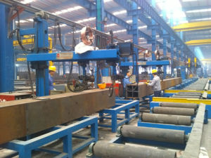 Single/Double Cantilever T-Beam Submerged Machine pictures & photos