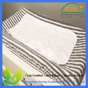 Waterproof Bamboo Changing Pad Cover pictures & photos