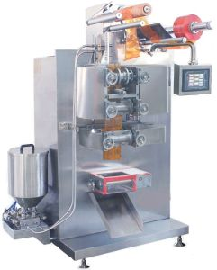 Salad Sauce Filling Machine