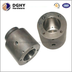 OEM/ODM Stainless Steel Flange CNC Turned Lathe Parts pictures & photos