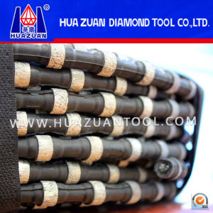 Fast Cutting Diamond Wire Hand Saw for Stone pictures & photos