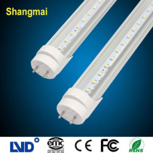 High LED Driver Pfc 40W 2.4m T8 LED Lighting for Parking Lot