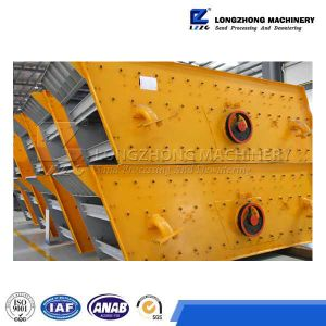 High Frequency Circular Vibrating Screen for Stone, Ore, Minging Material pictures & photos