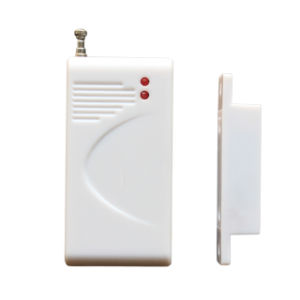 LCD Screen Wireless Home Security Alarm System with GSM PSTN pictures & photos