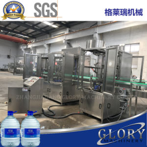 600bph Jar Bottle Mineral Drinking Water Filling Plant for 3L-10L pictures & photos