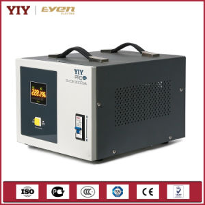 Single Phase Servo Type Voltage Stabilizer 5kVA pictures & photos