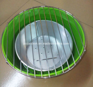 Covenient Simple BBQ Grill Portable Bucket Supplier pictures & photos