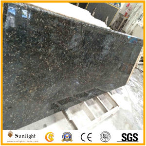 Polished Verde Butterfly/Brasil Butterfly Green Granite Prefab Kitchen/Countertop pictures & photos