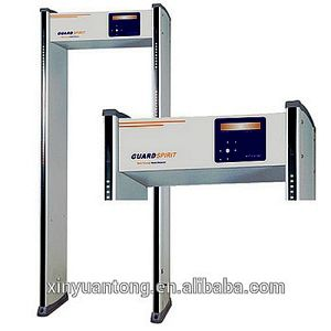 High Sensitivity LED Alram Anti-Interference Airport Door Metal Detector for Security Inspection pictures & photos