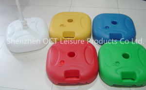 Plastic Base for Beach Umbrella with Various Colors pictures & photos