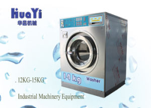 Computer Control Stainless Steel Coin Operated Washer Dryer Machine pictures & photos