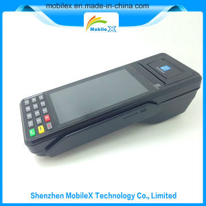 Handheld Wireless Payment Terminal, Android OS, Barcode Scanner, 4G pictures & photos