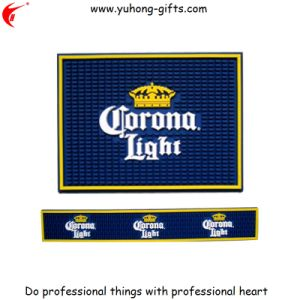 Custom PVC Bar Mat with Factory Price (YH-BM078) pictures & photos
