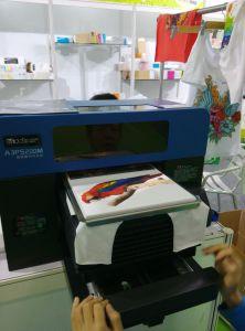 A3 Textile Garment Printer with Epson Printhead pictures & photos
