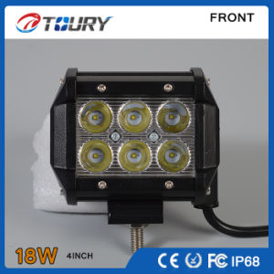 18W CREE 1800lm Flood Spot Beam IP68 LED Working Light (TR-8018) pictures & photos