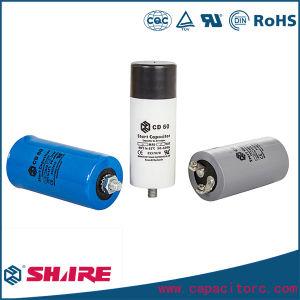 400UF 250VAC Aluminum Electrolytic Capacitor pictures & photos