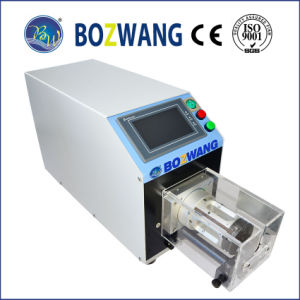 Bozwang Coaxial Cable Stripping Machine pictures & photos