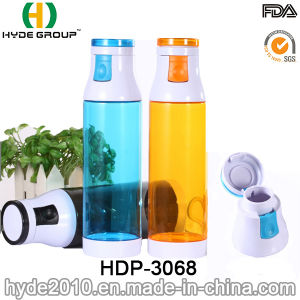 2017 Travel BPA Free Plastic Drinking Sports Bottle (HDP-3068) pictures & photos