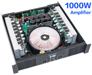 Professional Sound Stereo Power Amplifier Bl1000 (1000W) pictures & photos
