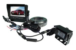 7 Inches Rearview Camera System with Trailer Cable Kit for Bus, Trucks, pictures & photos