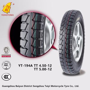 Motorcycle Tires Same Quality for Sale Tt4.00-8 pictures & photos