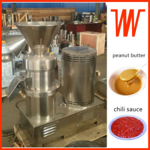 Hot Sale Stainless Steel Peanut Butter Grinder / Grinding Machine pictures & photos