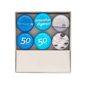 Custom Fashionable Tourist Souvenir Glass Fridge Magnet FM-1047 pictures & photos