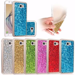 Shining Glitter TPU Back Case for Samsung Galaxy J5 Prime pictures & photos