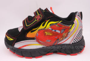 Sports Shoes for Boys with Lights pictures & photos