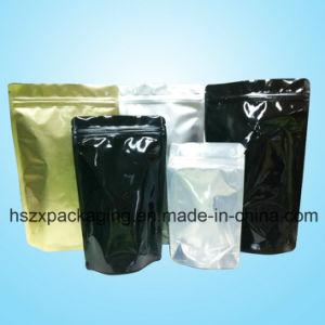 Stand up Zipper Bag Aluminum Foil Packaging Food Bag pictures & photos
