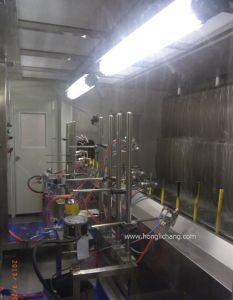 UV Automatic Spray Painting Line pictures & photos