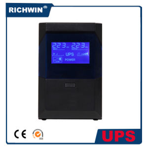 PC/Home Appliances Use Offline UPS 400va-3000va with LCD Screen pictures & photos