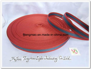 450d Marron FDY Polypropylene Webbing pictures & photos