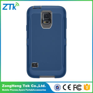 Wholesale Waterproof Cell Phone Case for Samsung S5 Blue 5.1inch pictures & photos
