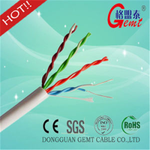 High Quality Ice Standard UTP Cat5e Network Cable pictures & photos