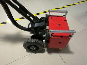 7X1600 hits/min Handheld Pneumatic tools multihead concrete scabbler pictures & photos