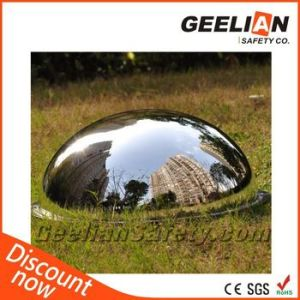 Tempered Glass 180 Degree Half Ball Dome Mirror pictures & photos