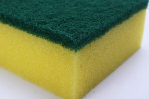 Colorful Cleaning Scouring Pad Sponge Scourer pictures & photos