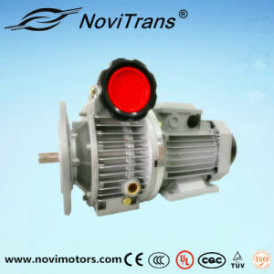 1.5kw AC Stalling Protection Motor with Speed Governor (YFM-90F/G) pictures & photos