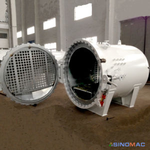 500X1000mm Electric Heating Thermosetting Composites Autoclave (SN-CGF0510) pictures & photos