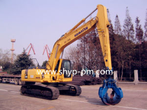 Hydraulic Bulk Grab for Excavator pictures & photos